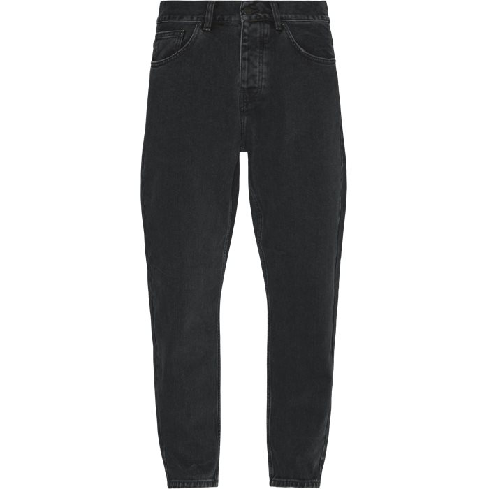 Jeans - Relaxed fit - Black